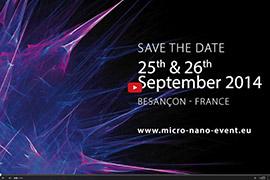 Visuel Teaser Rencontres Micro Nano 2014