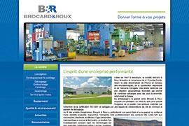 Visuel Site Brocard