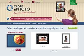 Visuel Site Cadre et photo