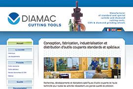 Visuel Site Diamac