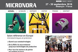 Visuel Site Micronora
