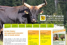 Visuel Site Parc Polaire