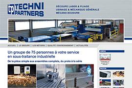 Visuel Site Techni Partners